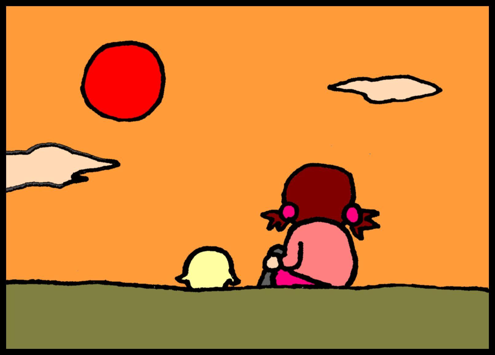 『夕やけちょこ』その26「たそがれ」(1)