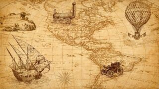 『母とのシエスタ』その2「天変地異、新大陸の形成、そしてメルティング・ポット」